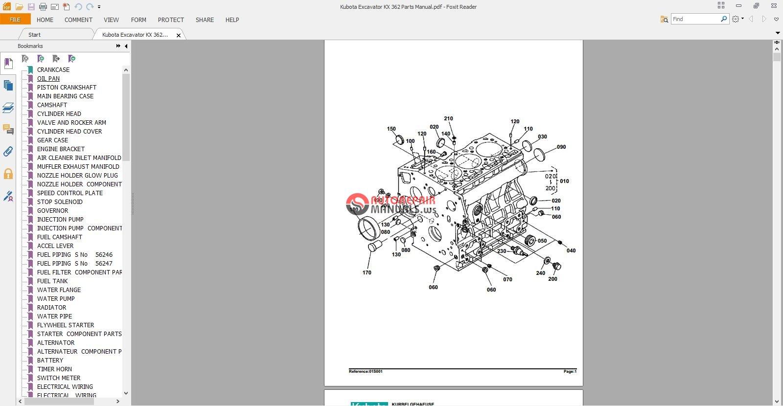 Old Fashioned Kubota Diesel Ignition Switch Wiring Diagram Ensign ...