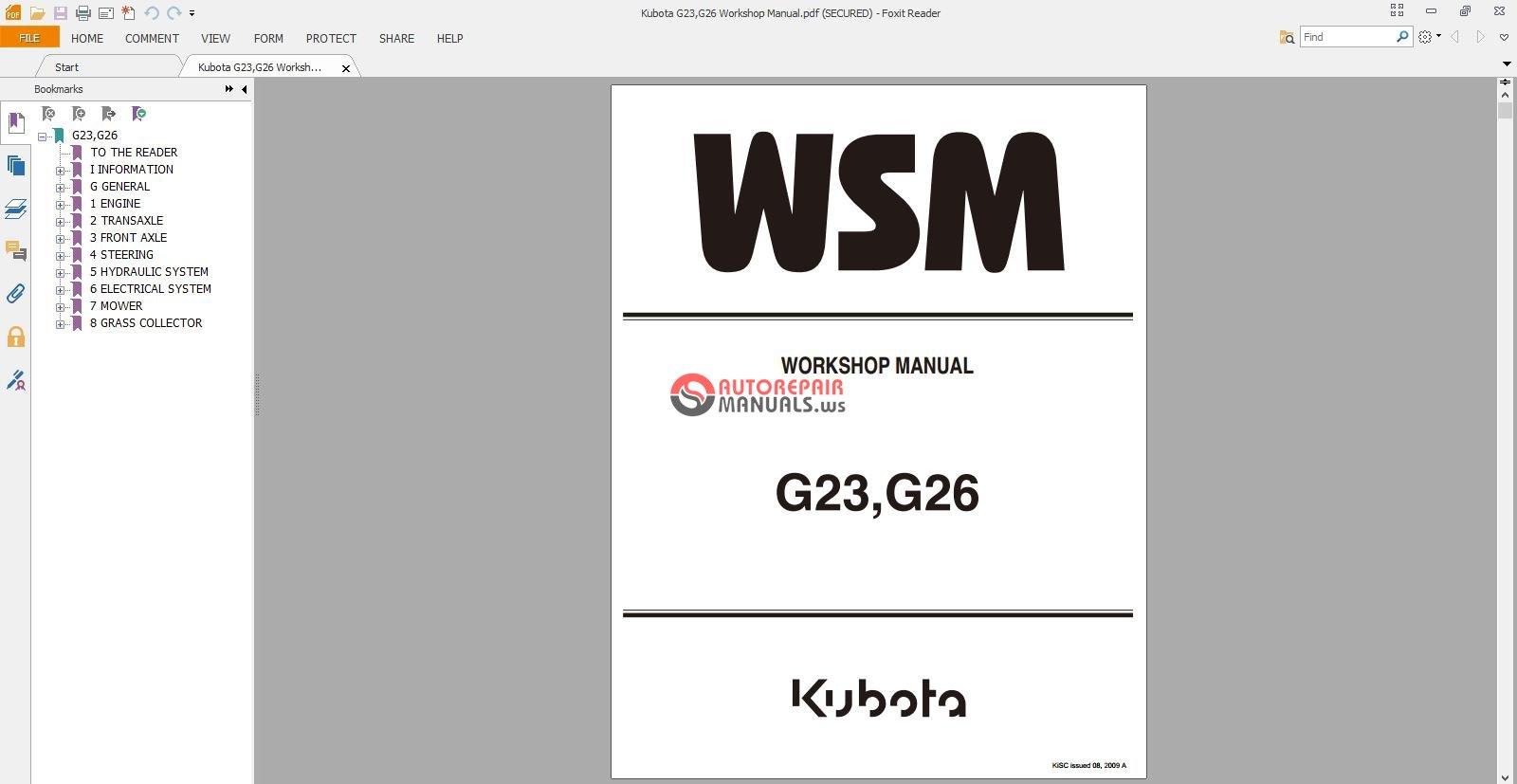 Kubota G23,G26 Workshop Manual.jpg