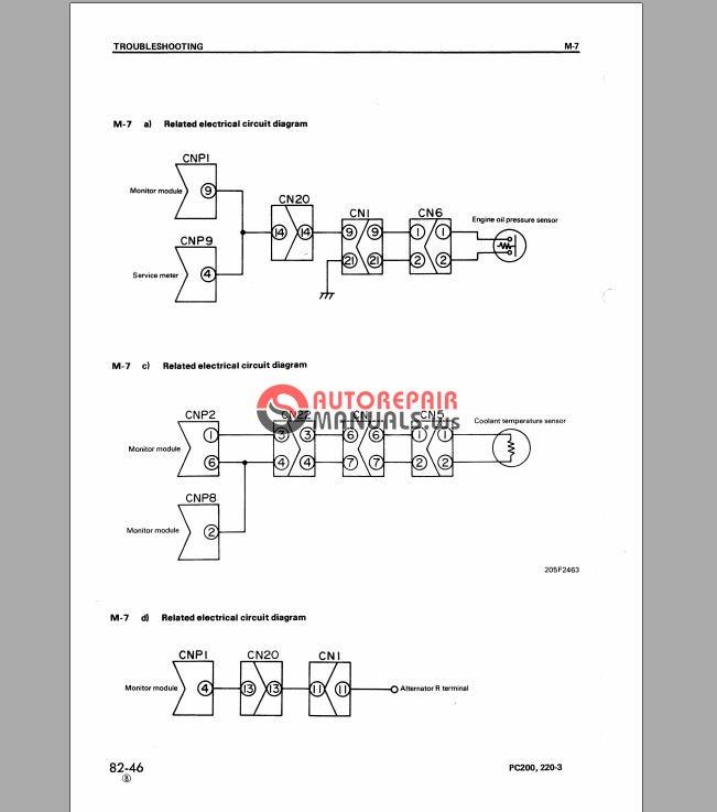 komatsu pc210 3 pc200 pc220 pc240 3 workshop manual. Black Bedroom Furniture Sets. Home Design Ideas