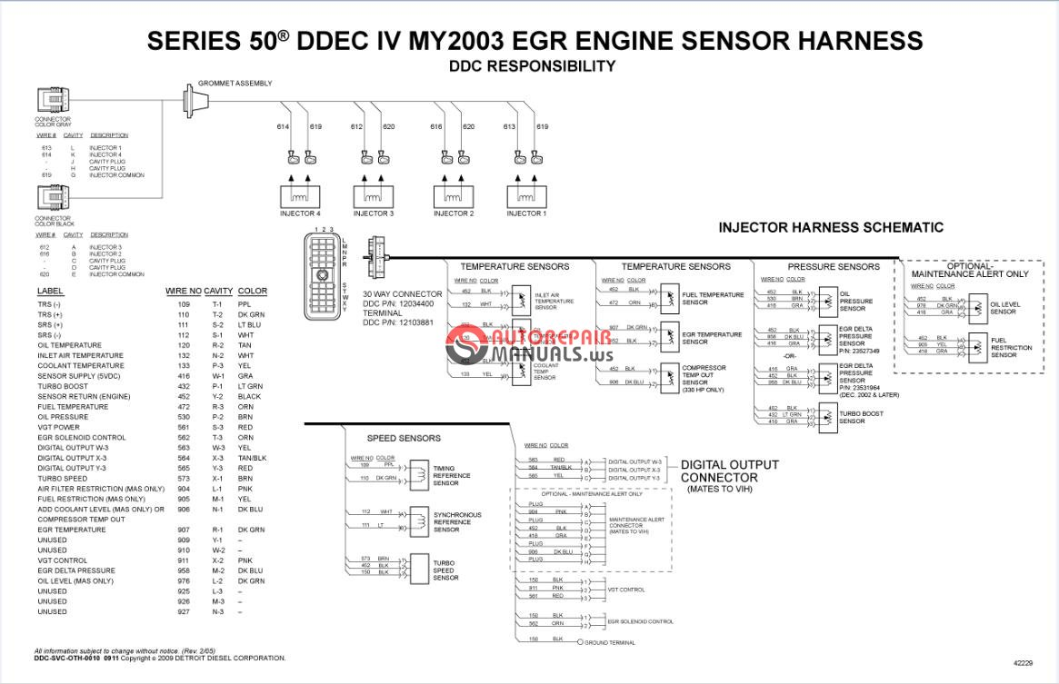 Dd Ab Dc F A Bda on Detroit Diesel Series 60 Ecm Wiring Diagram