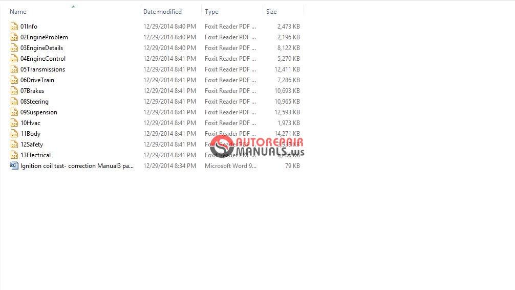Mazda    RX 8FSM Service Manuals   Auto Repair Manual Forum