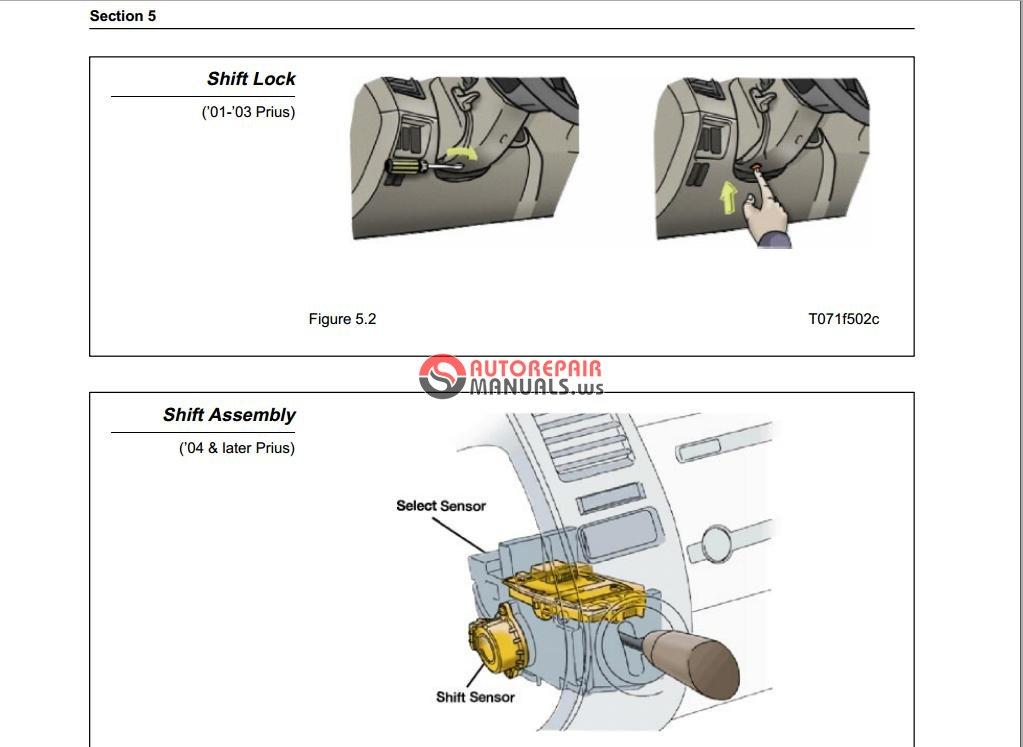 Toyota       Prius    Hybrid    2010    Technical Training   Auto Repair