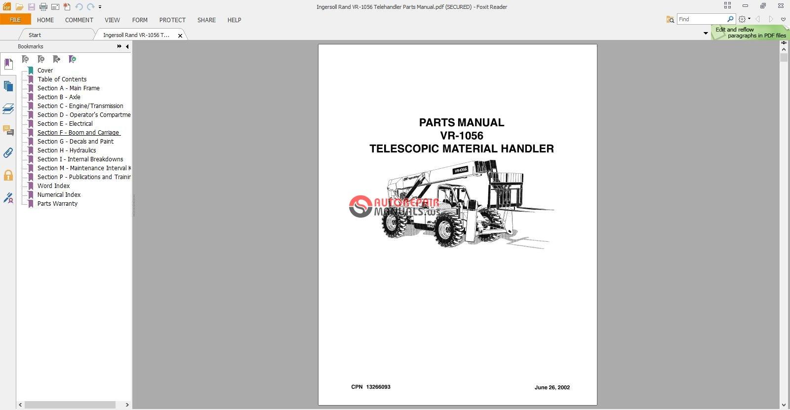 ingersoll rand forklift parts diagram online schematic diagram u2022 rh holyoak co Ingersoll Rand Fork Lift Ingersoll Rand Telescopic Forklifts