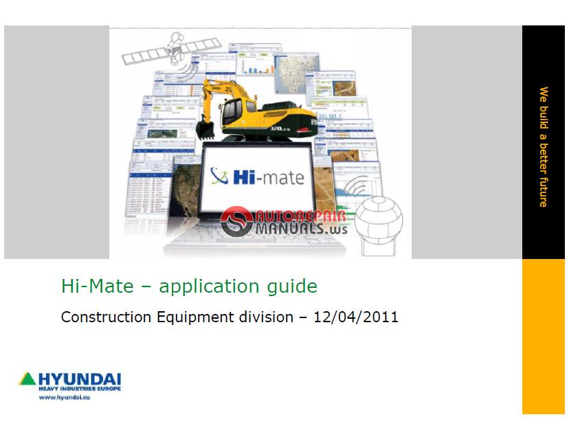 hyundai hi mate presentation auto repair manual forum. Black Bedroom Furniture Sets. Home Design Ideas