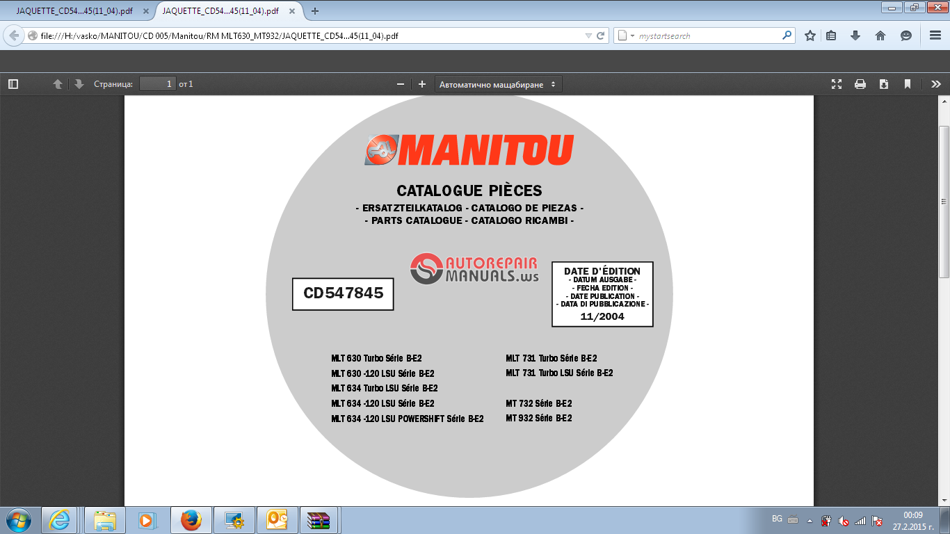 View online or download manitou mt 932 operator's manual. view online aeg  790 naaimachine handleiding or samsung manual de usuario download manitou mt  932 ...