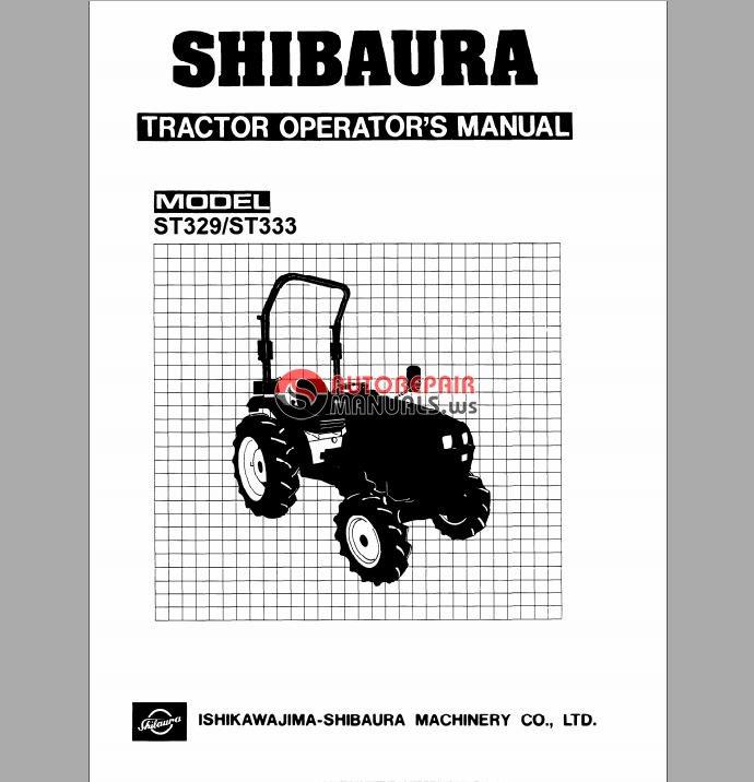 shibaura engine parts