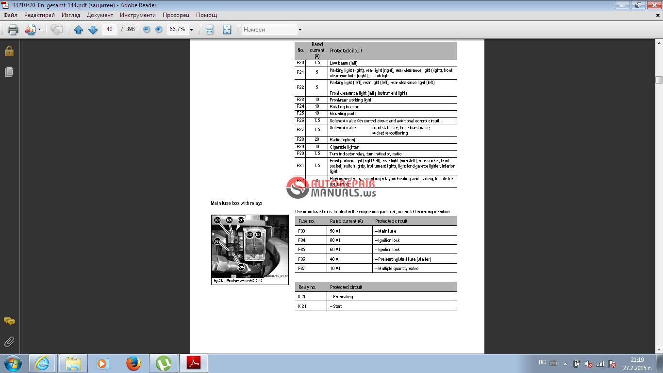 heavy truck repair manuals online
