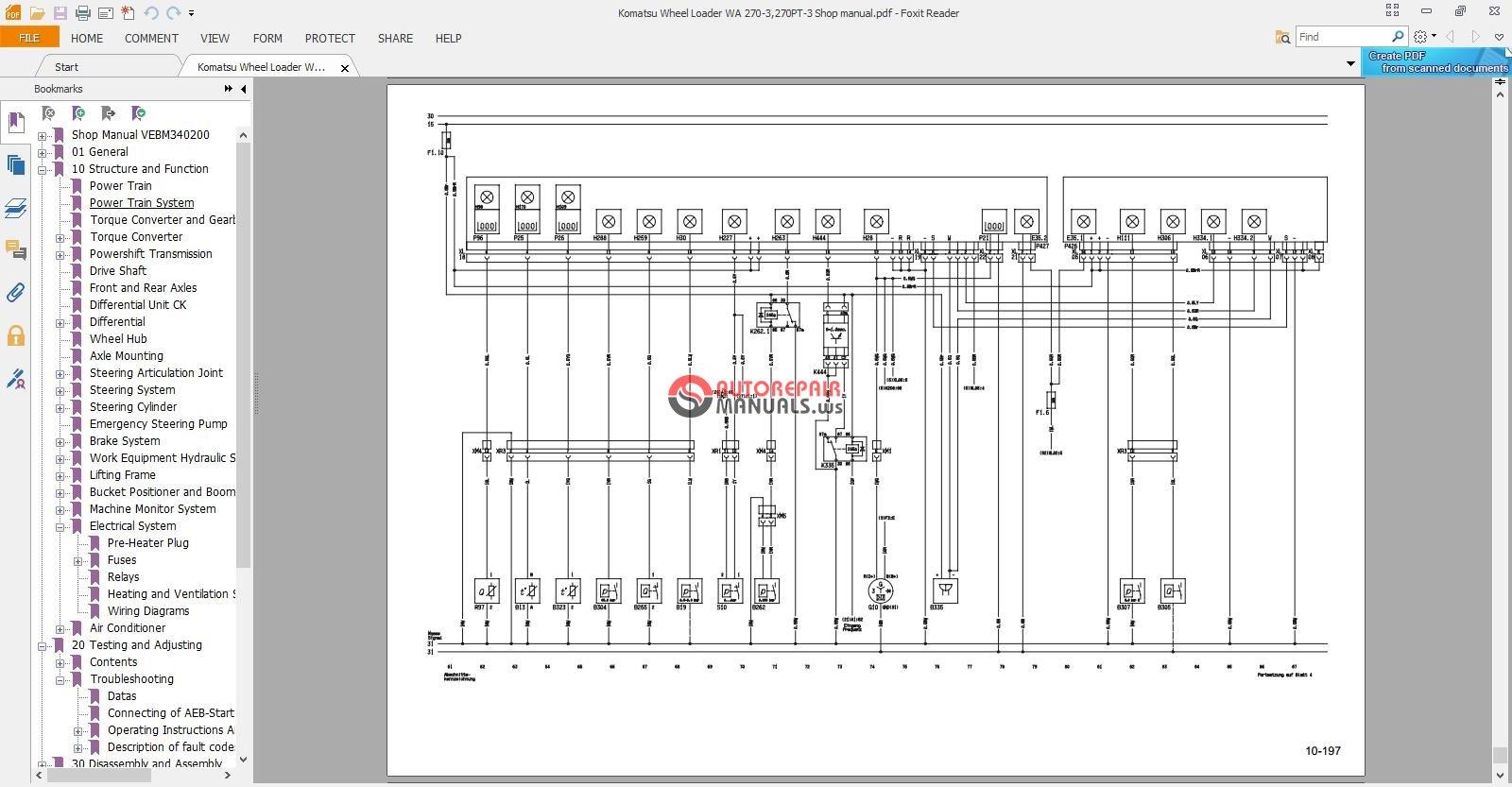 1998 Kobelco Loader Manual Fiat W170 W170pl Evolution Wiring Diagram For Kids