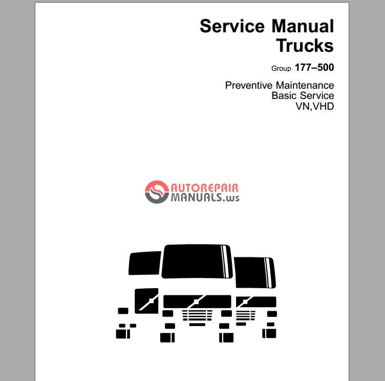 Volvo Service Manual Trucks Basics | Auto Repair Manual Forum - Heavy Equipment Forums ...