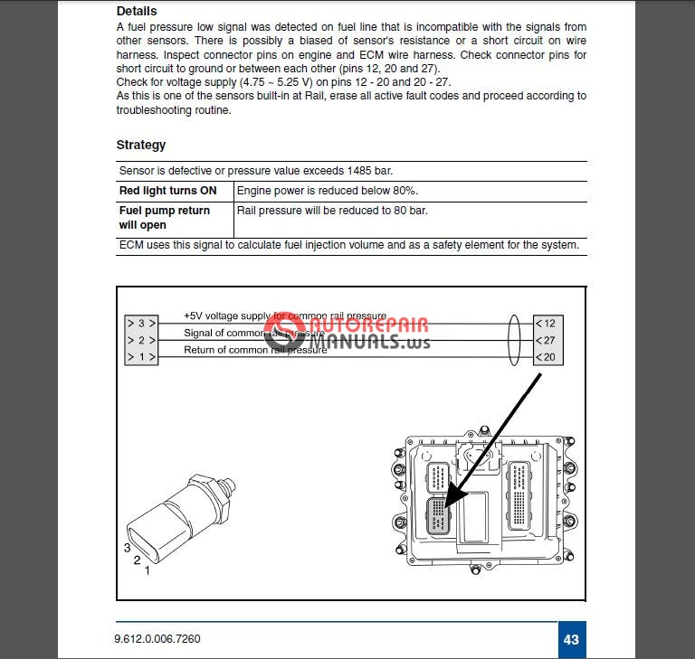 Mwm Engines Manuals In English And Spanish