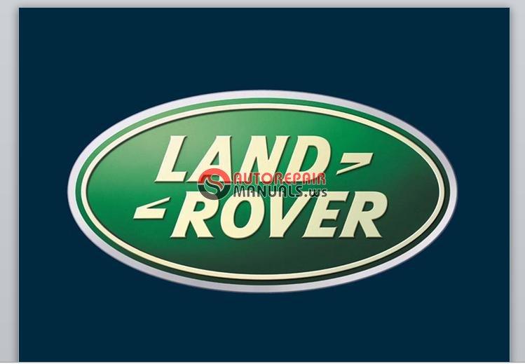 Land Rover Freelander  Freelander 2  Range Rover