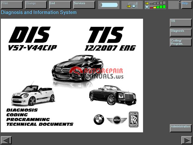 Bmw Dis V44 Amp V57 Bmw Tis2007 Aio Vmware Auto Repair Manual Forum Heavy Equipment Forums