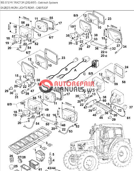 palfinger crane wiring diagram