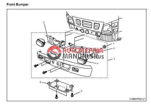 isuzu 2011my q series workshop manual auto repair manual. Black Bedroom Furniture Sets. Home Design Ideas