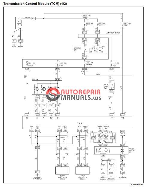 title: isuzu tf series transmission aw30-40le model workshop manual format:  pdf language: english size: 76 8 mb
