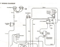 ford yt16 model 09gn2153 electrical wiring diagram