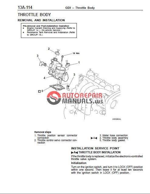 Mitsubishi Pajero Pinin 2000-2003 Approved | Auto Repair ...