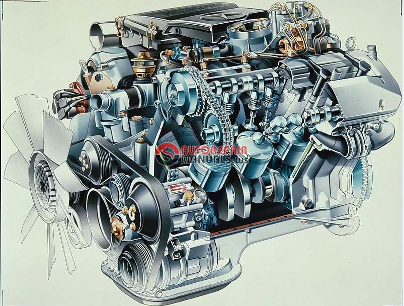 Mercedes R129 Workshop Manual