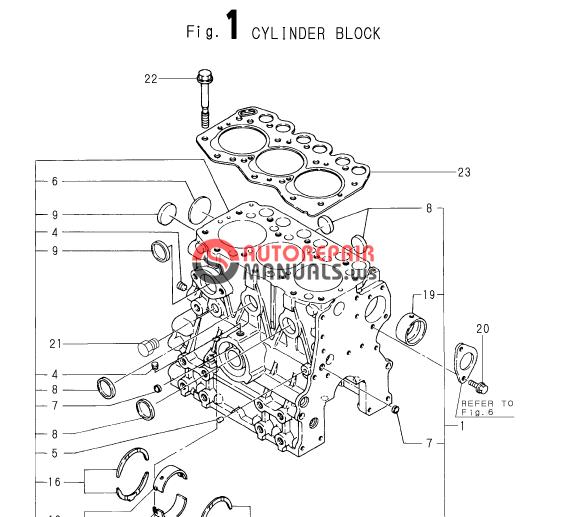yanmar engine 3tn66l