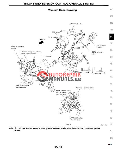 Nissan Frontier 1998 2002 Approved Auto Repair Manual border=