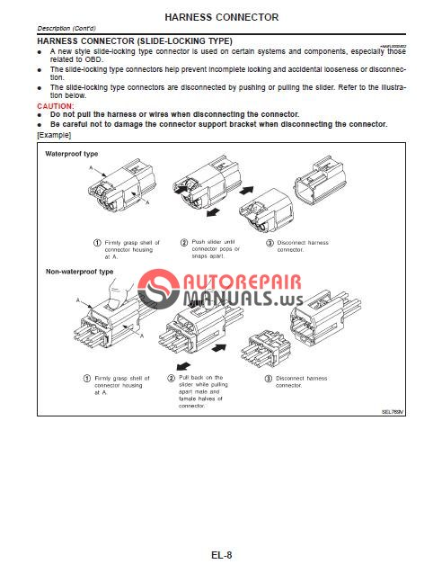Nissan    Pathfinder 20042007 Approved   Auto Repair Manual Forum  Heavy Equipment Forums