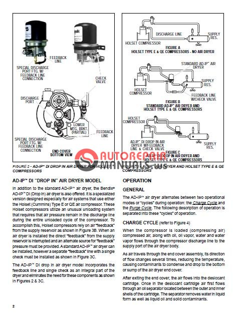 blue bird 2010 manuals d3 rear engine