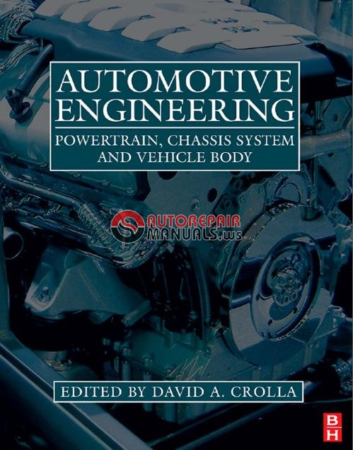 bosch automotive handbook 8th edition pdf