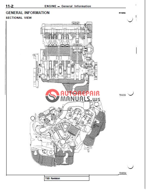 mitsubishi 1991 3000gt service manual volume 1