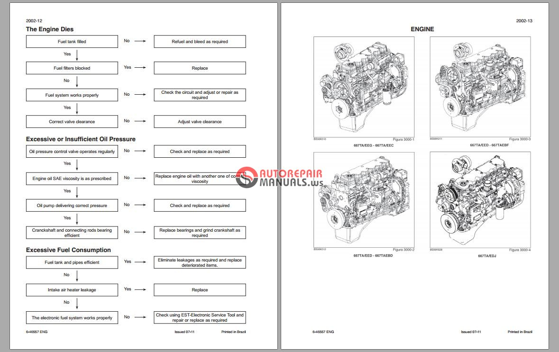 case 590 super m service manual