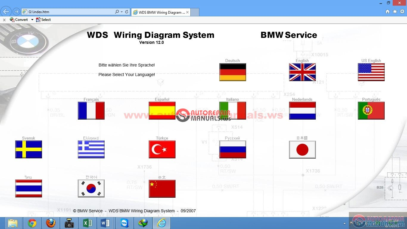 Bmw Wds V12 0 Wiring Diagram System For Bmw Vehicles Auto Repair Manual Forum Heavy
