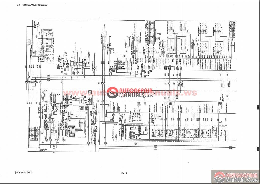 Kobelco Crane Wiring Diagram - Wiring Diagram Database on