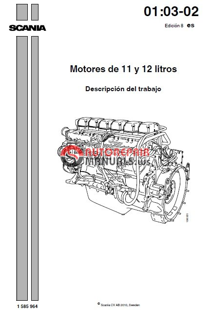 scania 420 dc11 dc12 motor auto repair manual forum heavy rh autorepairmanuals ws manual do motor scania ds11 manual do motor scania ds11