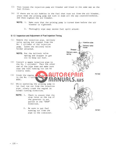 Mitsubishi Diesel Engine Model Dr  4dr5