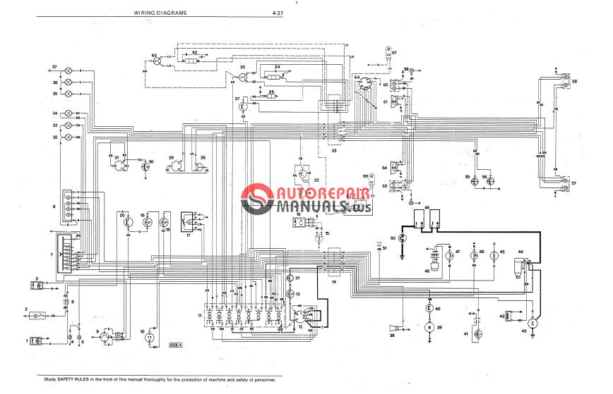 Fiat Allis 14c Crawler Dozer Service Manual Auto Repair Rhautorepairmanualsws: Fiat Allis Wiring Diagram At Gmaili.net