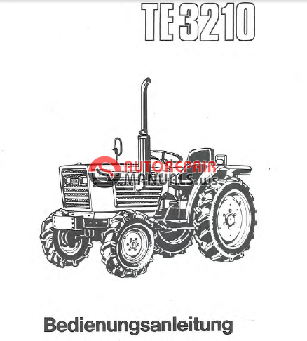 Zetor Parts Engine