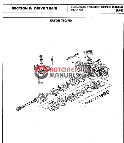 Mahindra Tractor Parts Catalogue