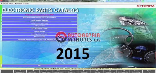 Toyota Epc 09-2015 Repack  Torrent