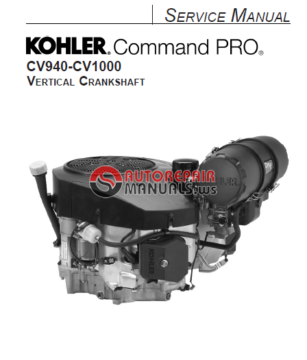 Kohler Engines Command Cv940