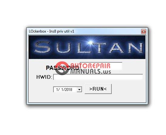 sultan keygen insite 8