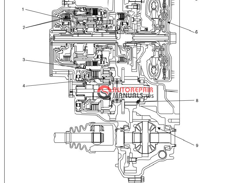 huynhdai sata fe 2006 repair manual