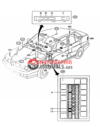 1995 chevrolet corsica wiring diagram with Repair Clock Light In A 1992 Alfa Romeo Spider on Chevy 3 1 V6 Engine Diagram likewise Exploded View Results together with 1988 Gmc K1500 Wiring Diagram as well 1994 Chevy Fuse Box Diagram furthermore Gm Tbi Harness.