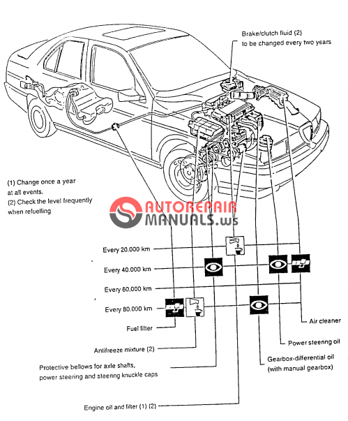 free download  alfa romeo 155 repair manuals  vehicle