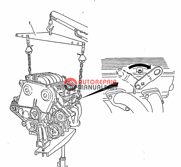 free download  alfa romeo 155 repair manuals  engine 2492