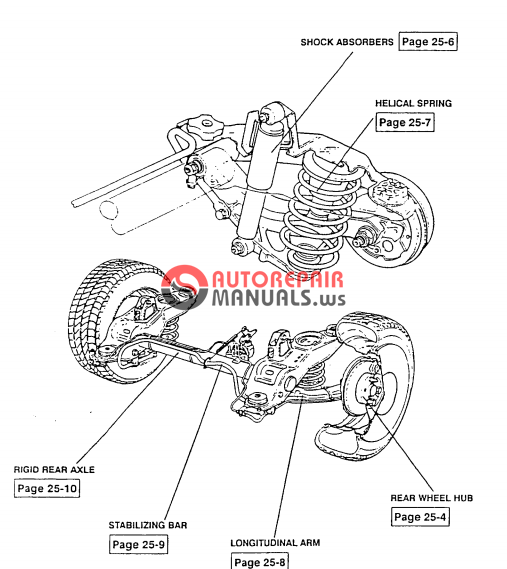 free download  alfa romeo 155 repair manuals  mechanical