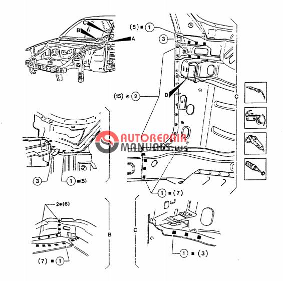 free download  alfa romeo 155 repair manuals  mechanical