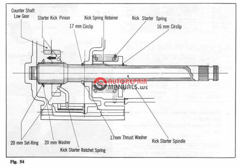 Free Download  Honda Ct70 1982 Shop Manual