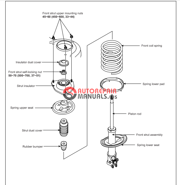free download  hyundai coupe workshop manual  suspension