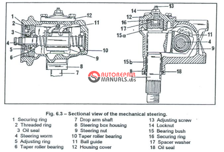 free auto repair diagrams free auto wiring schematic auto repair manuals: [free download] mercedes benz 207-307 ...