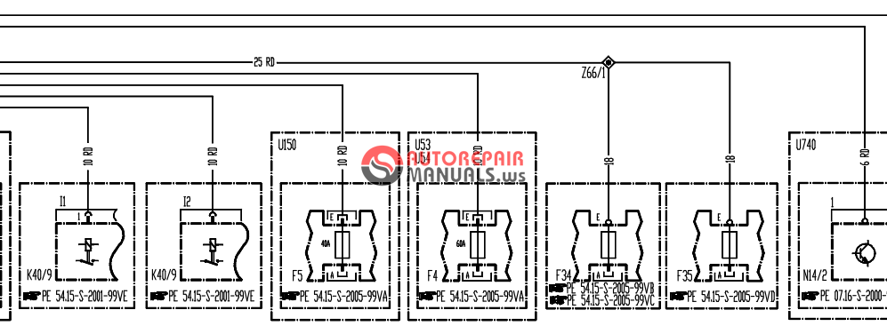 Free Download  Mercedes Benz Vito Wiring Diagrams