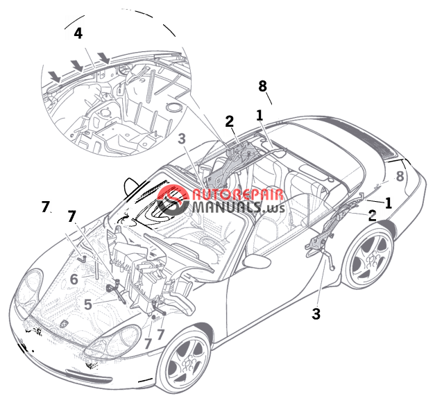 Porsche 996 Headlight Fix: [Free Download] Porsche 996 Electronic Workshop Manuals